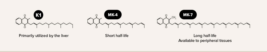You Must Take the Right Form of Vitamin K2
