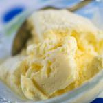Curcumin Gold Coconut Ice Cream