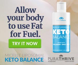Keto Balance banner