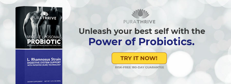 PuraTHRIVE Micelle Liposomal Probiotic Fun Facts